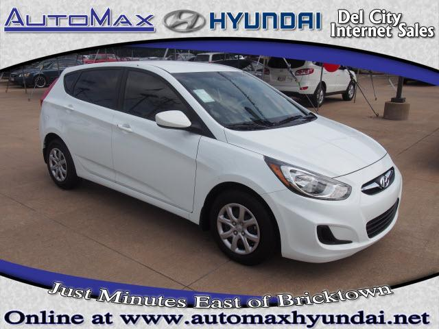 Certified Used Hyundai Accent 5dr HB Auto GS