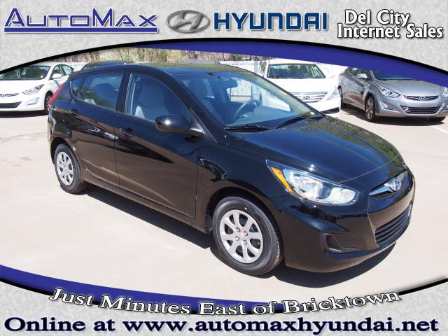 New Hyundai Accent 5dr HB Auto GS